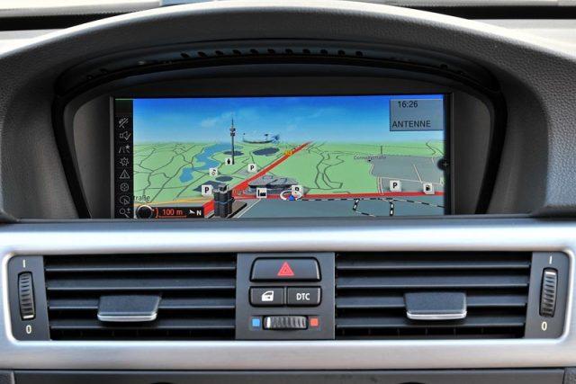 Displej navigace | foto:  BMW