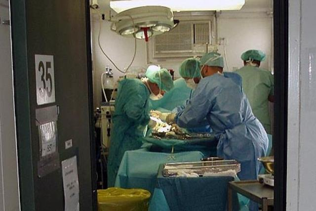 Vojenská polní nemocnice (ilustrační foto)