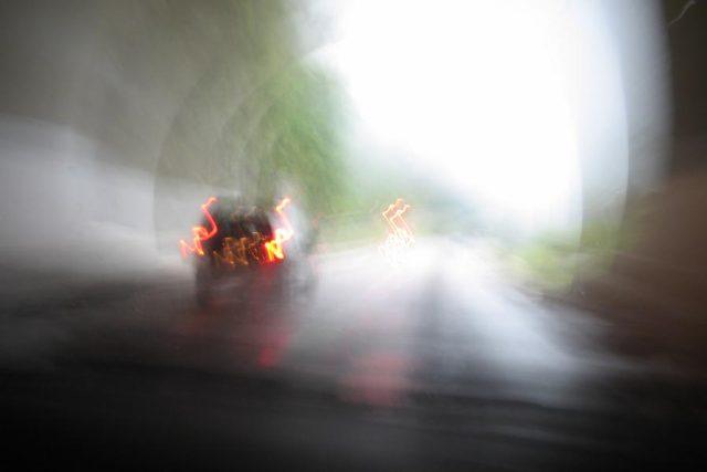 Alkohol za volantem (ilustrační foto)
