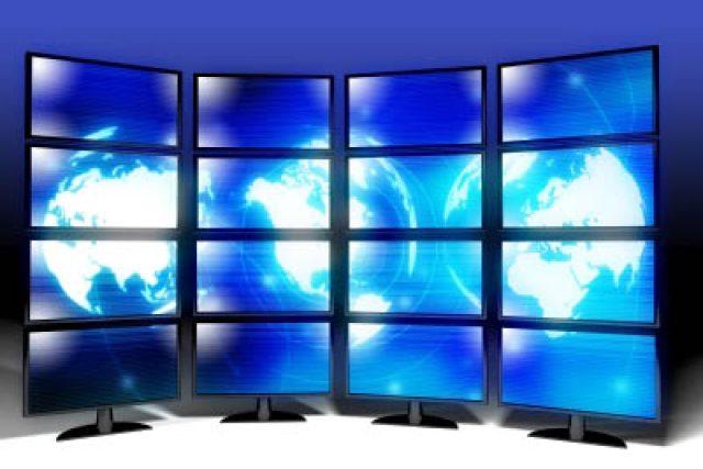 Televize. Ilustrační foto