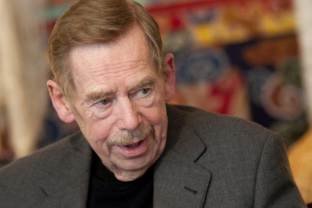 Václav Havel nastnínil svůj názor na změnu politické situace v severní Africe