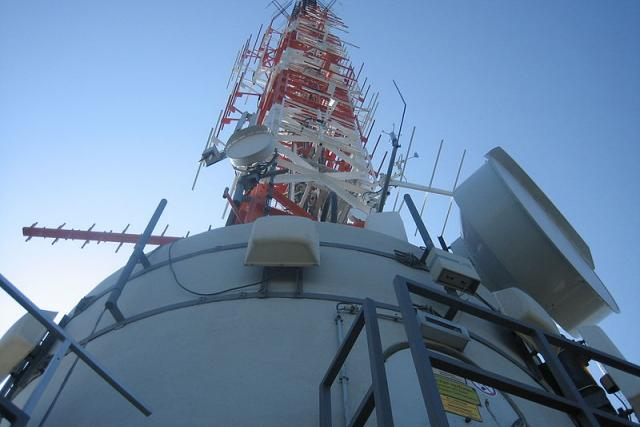 Vysílač  (ilustrační foto) | foto: Creative Commons Attribution 3.0 Unported