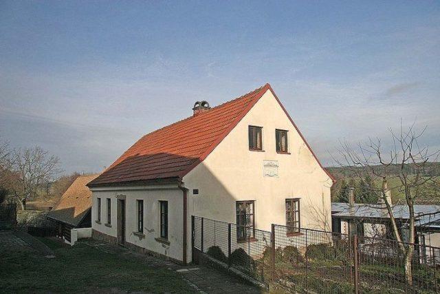 Rodný dům Karla Jaromíra Erbena v Miletíně