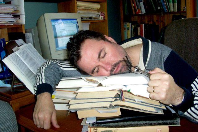 Ne každý spánek je zdravý.