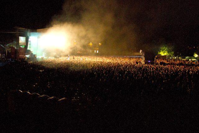 Pořadatelé festivalu letos očekávají zhruba patnáctitisícovou návštěvnost  (ilustrační foto)   foto: Pavel Cyprich