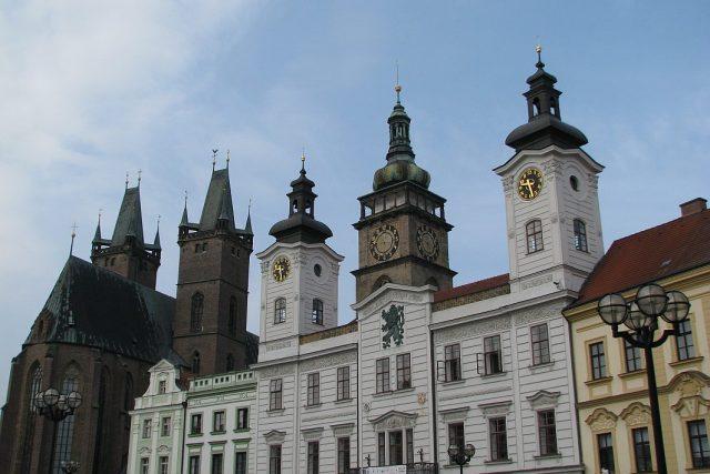 Stará radnice v Hradci Králové