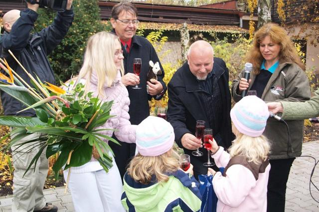 Křtiny okapi