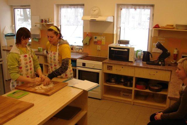 Tréninková pekárna o.s. Pferda v Kvasinách