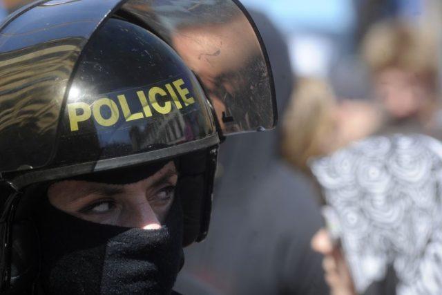 Policisté, těžkooděnci (ilustrační foto)