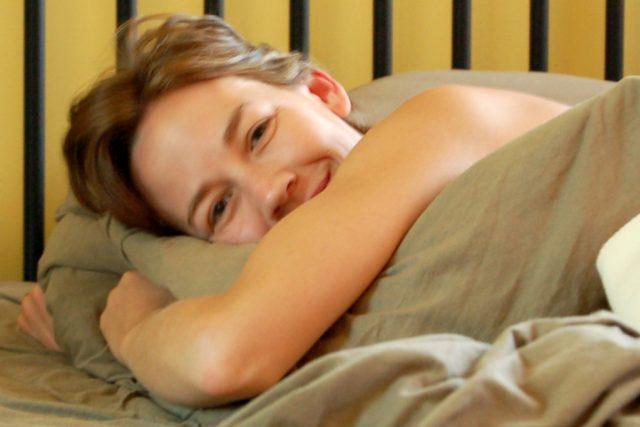 Spánek a bdění, ilustrační foto