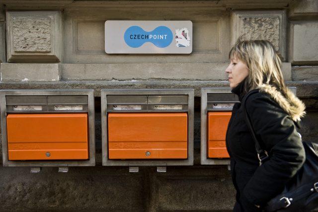 Česká pošta  (iliustrační foto)   foto: Filip Jandourek