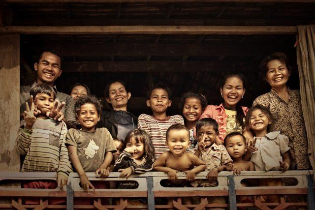 z cesty Markéty Nešlhové po Kambodži