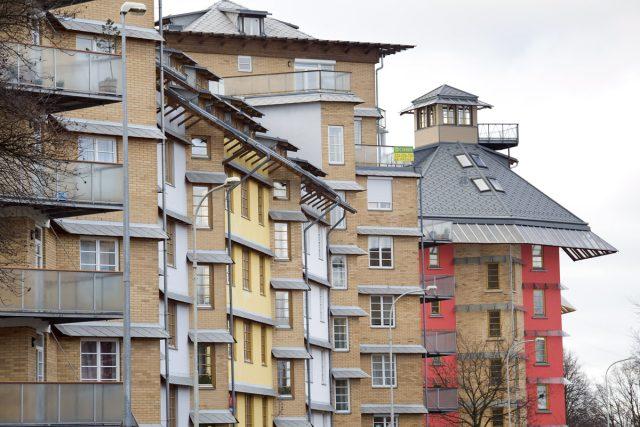 Byty, dům (ilustrační foto)