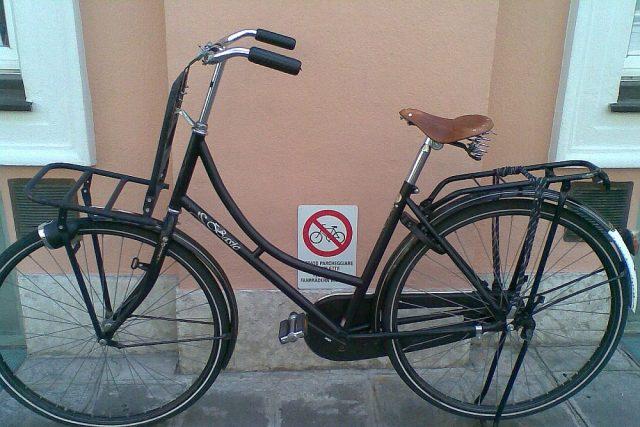 Kolo nebo-li bicykl