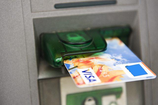 Bankomat (ilustrační foto)