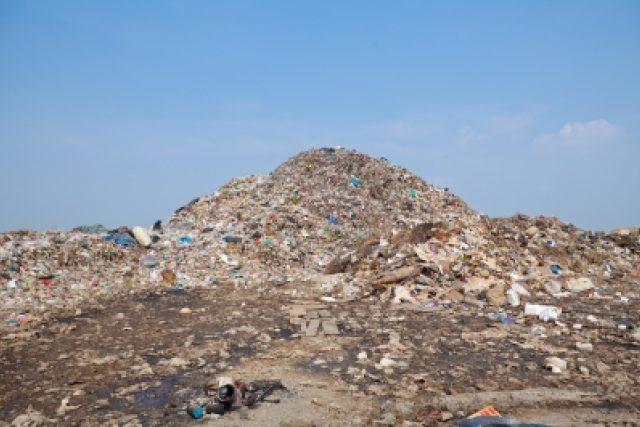 Skládka odpadků (ilustrační foto)