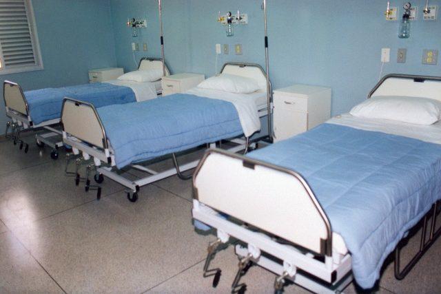 Nemocniční pokoj (ilustrační foto)