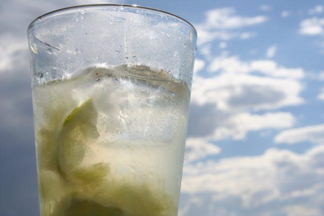 Voda s citronem  (ilustrační foto) | foto: Fotobanka stock.xchng