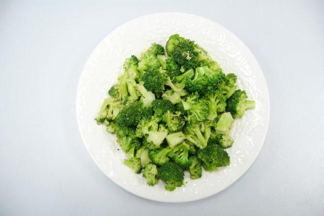 Nakrájená brokolice   foto: Fotobanka stock.xchng