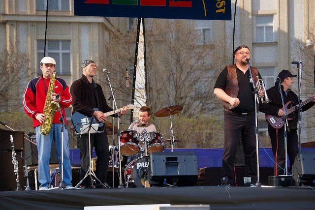 Královéhradecká kapela Nadoraz