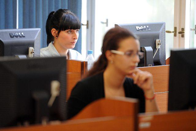 Vysoká škola ekonomická, student, školství, výuka (ilustrační foto)