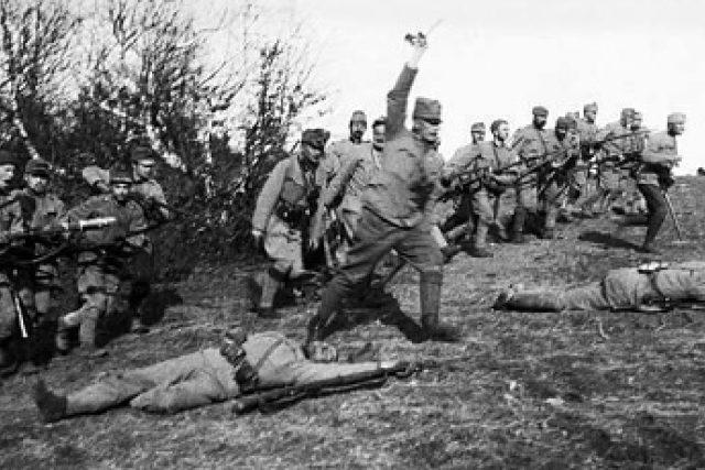 1. světová válka - první světová válka