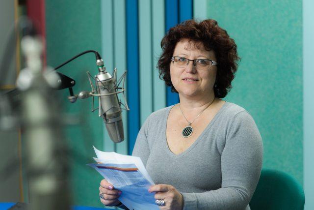 Dagmar Ruščáková | foto: Khalil Baalbaki,  Český rozhlas