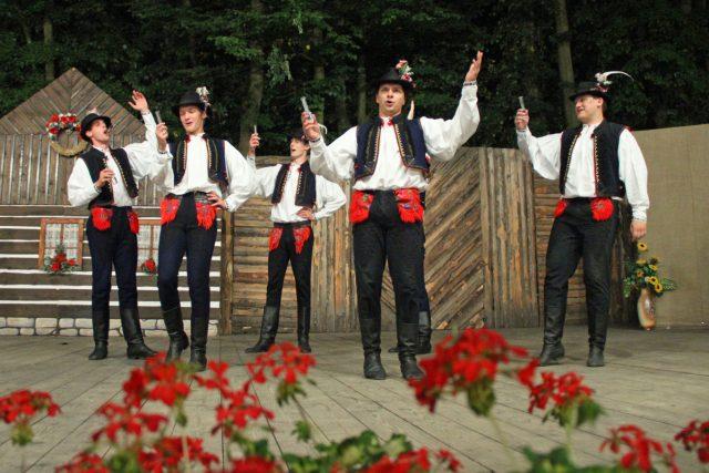 60. ročník mezinárodního folklorního festivalu v Červeném Kostelci