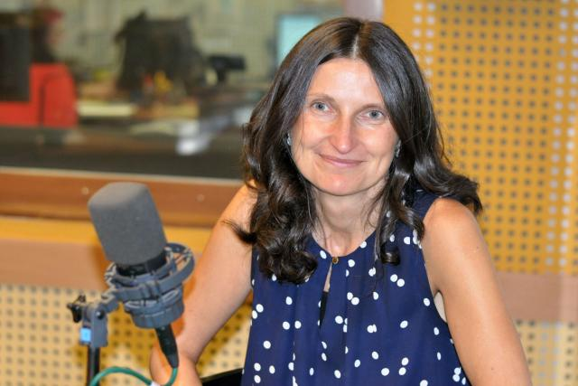 Specialistka na zdravotní prevenci a výživu Margit Slimáková.
