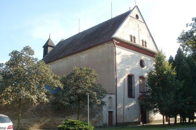 Kapucínský klášter v Opočně