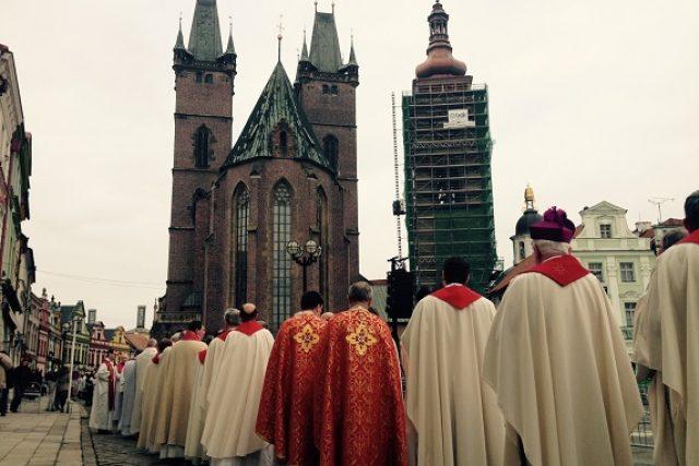 Oslavy 350. výročí založení Královéhradecké diecéze