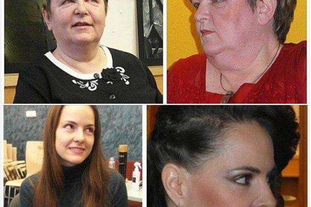 Dvě ženy podstoupily PROMĚNU v rámci našeho pátečního PéHáčka! Poznáte 10 rozdílů?