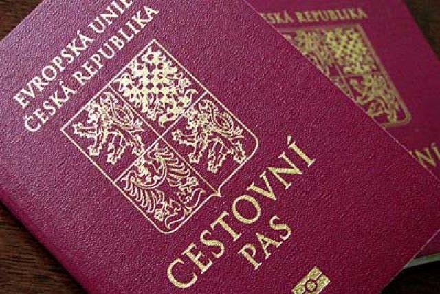 Cestovní pas občana České republiky