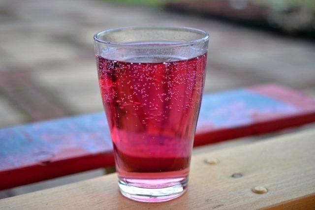 Malinovku bychom měli pít v množství, odpovídajícím obsahu cukru