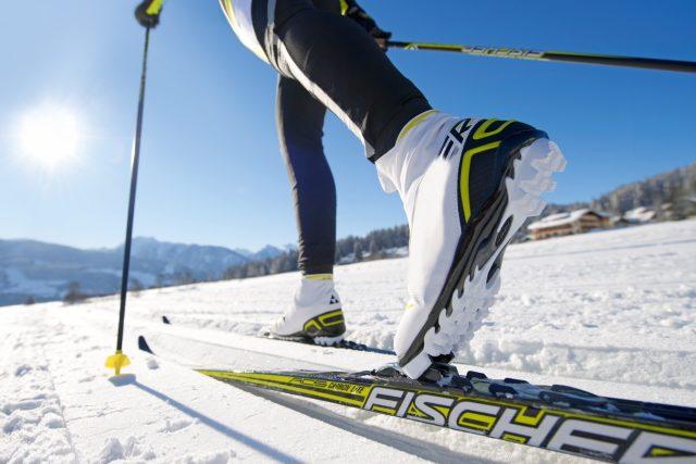 Běžecké lyžování (ilustrační foto)