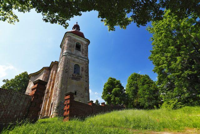 Unikátní kostely na Broumovsku - Heřmánkovice