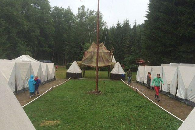Kontroly na letních dětských táborech