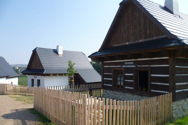 Horácká vesnička