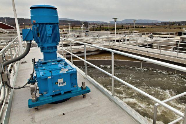Čistička odpadních vod (ilustrační foto)