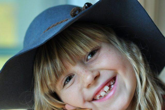 Dětský úsměv a zuby