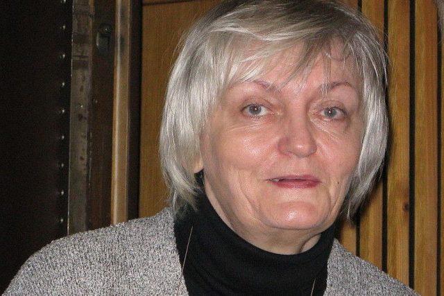 Publicistka, scénáristka, kritička a spisovatelka v jedné osobě - Miroslava Besserová