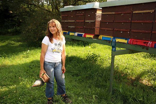 Simona Adamcová, držitelka titulu Živnostník roku 2015