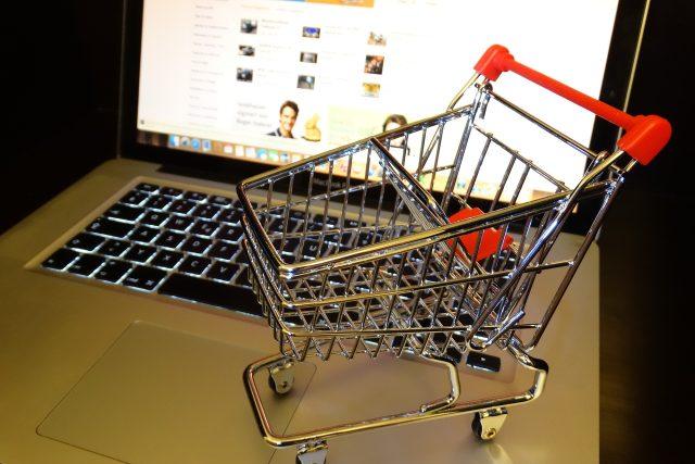 Online nákup | foto: CC0 Public domain,  Fotobanka Pixabay