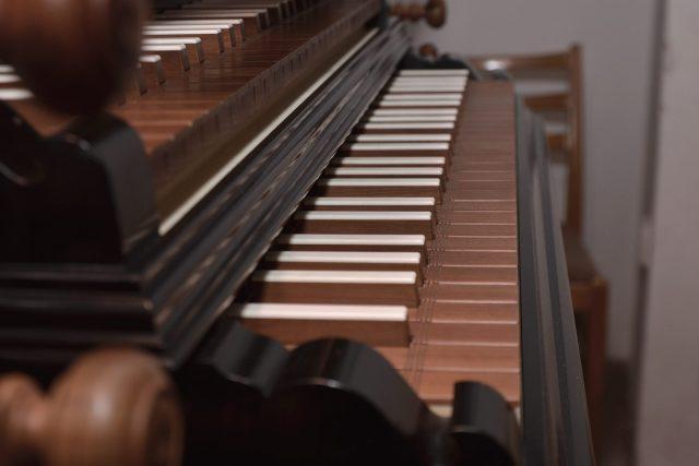 Varhany - královský nástroj  (ilustrační foto)   foto: Jiřina Šmídová,  Český rozhlas