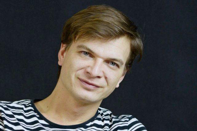 Jan Sklenář, člen uměleckého souboru Klicperova divadla v Hradci Králové