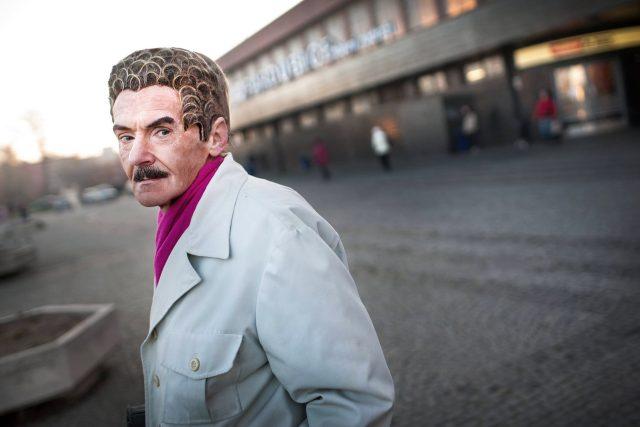Václava Kulhánka  (nejen) v Pardubicích znali všichni jako Krychliče. | foto: Humans of Pardubice