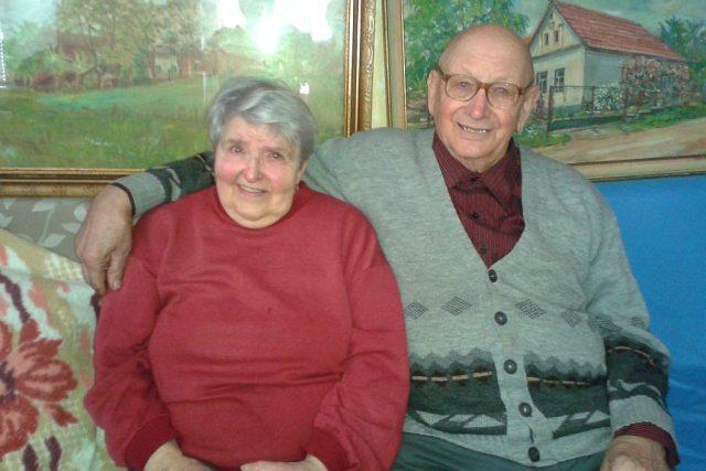 Manželé Vašatovi oslavili 60 let společného života. Jaký je jejich recept na dlouholetý spokojený vztah?