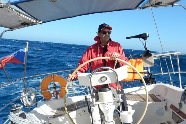 Tomáš Kůdela, mořeplavec