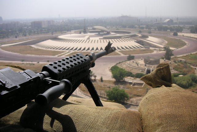 Nepokoje na Blízkém východě