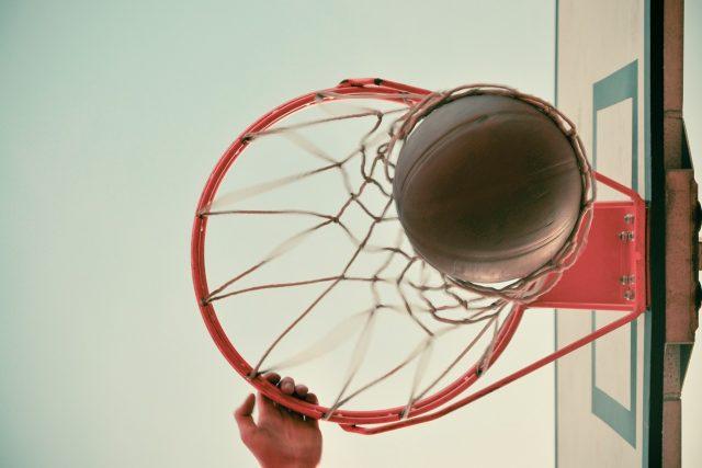 Basketbal (ilustrační foto)